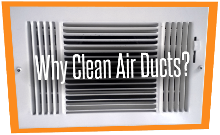 Home Air Duct Cleaning Benefits
