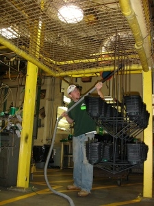 Industrial cleaning in Waukesha